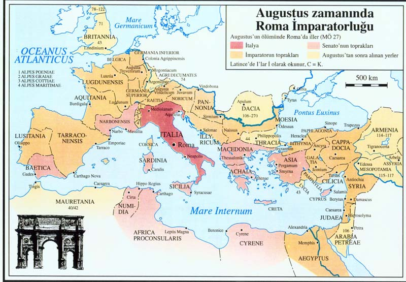 Kronolojik tarih atlası